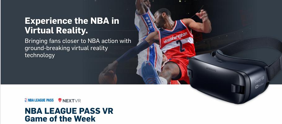 Página oficial de la NBA