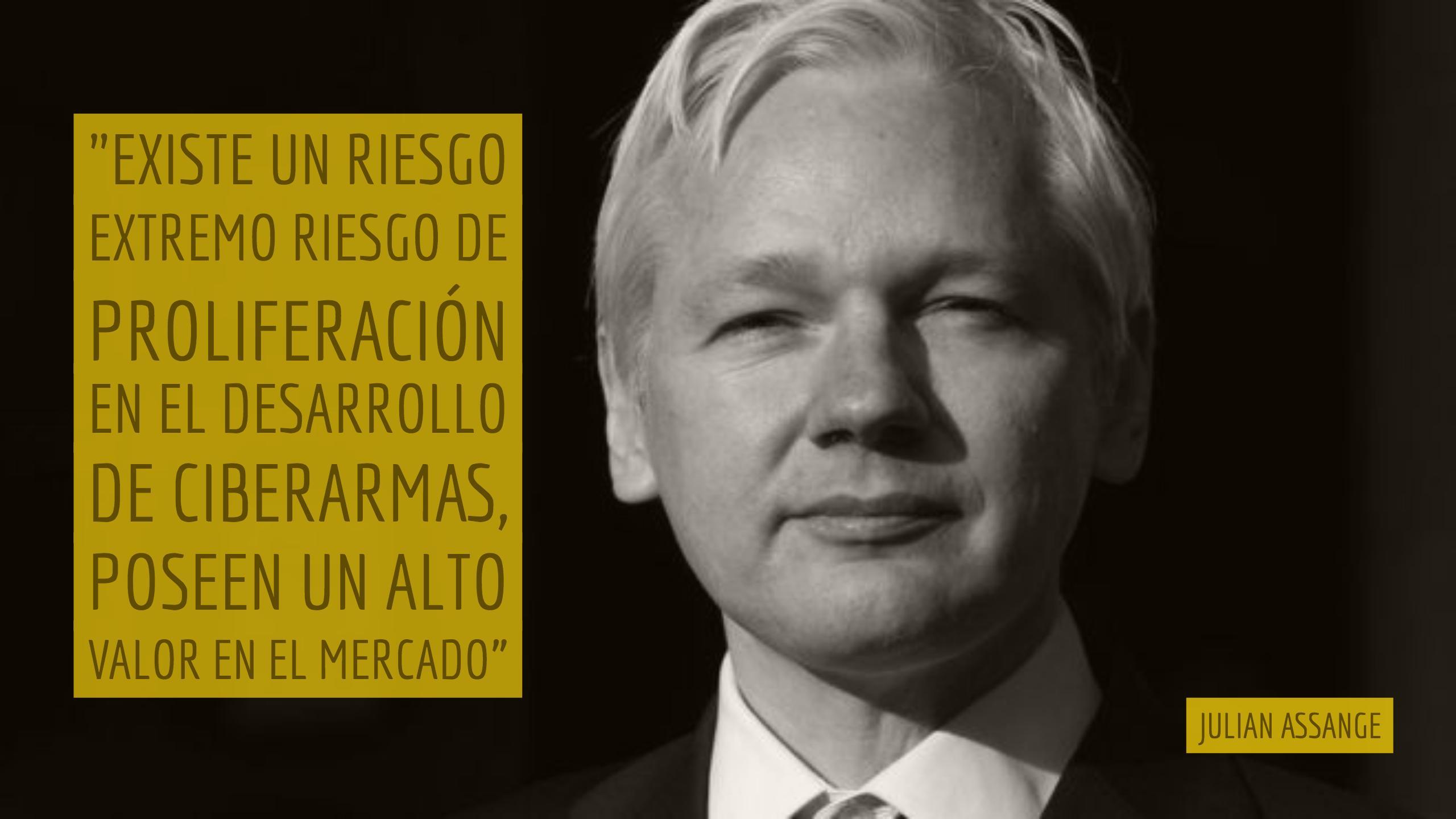 Julian Assange IIII