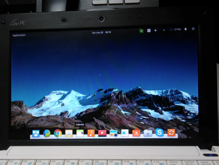 Asus con Elementary OS